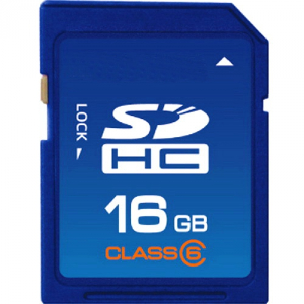 Карта памяти SD 16Gb