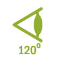 Фотоловушка 120 градусов